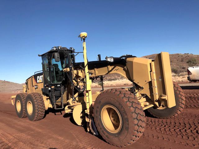 Lot 1 of 12: Cat 14M Motor Grader